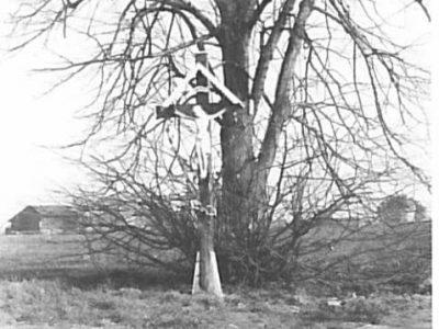 Kruis aan de Heerbaan (verdwenen)