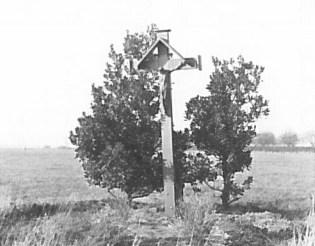 Kruis aan de Bergdijk (verdwenen)