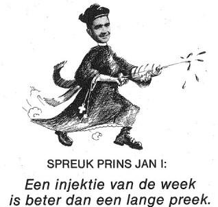 1985 - Prins Jan I