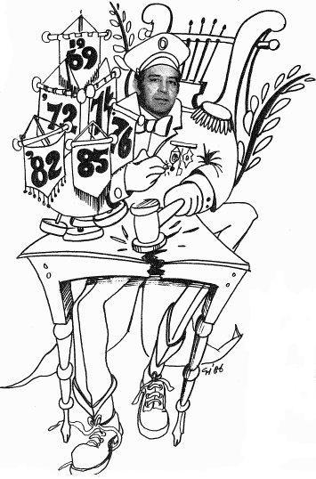 1986 - Prins Jac I
