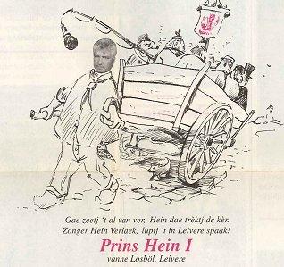 1996 - Prins Hein I