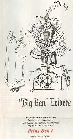 1997 - Prins Ben I