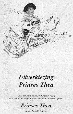 1999 - Prinses Thea