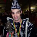 Ruud Knapen 33e prins van de Kakers (foto's)
